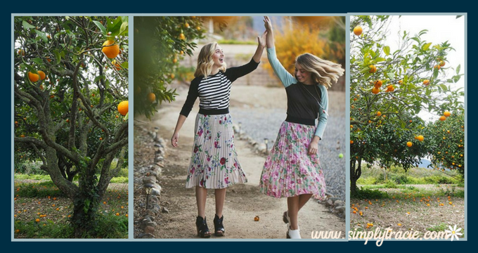 3 Reasons to Own & Love the Jill Skirt by Lularoe